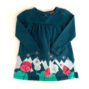 Tea Collection Baby Girl Cotton Dress